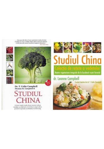 Pachet Studiul China – Cel mai complet pachet de nutritie