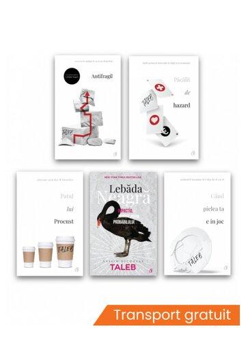 Pachet Taleb. Set 5 carti