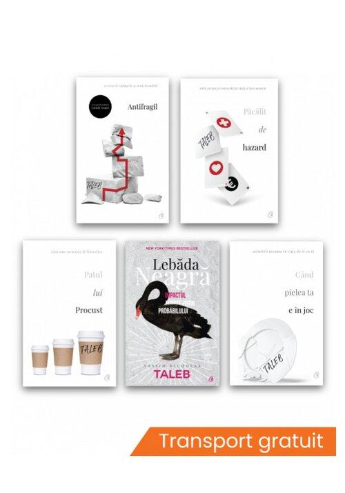 Pachet Taleb. Set 5 carti imagine