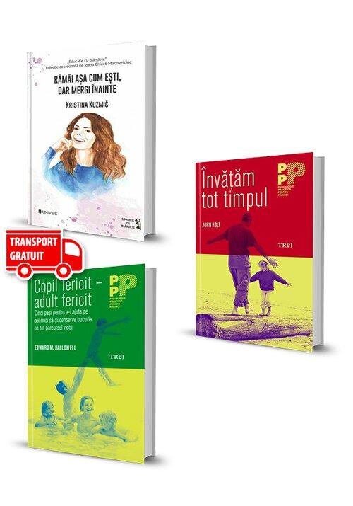 Pachet Totul va fi bine! Set 3 volume