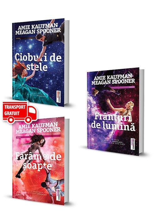 Pachet Trilogia Constelatii.Set 3 volume