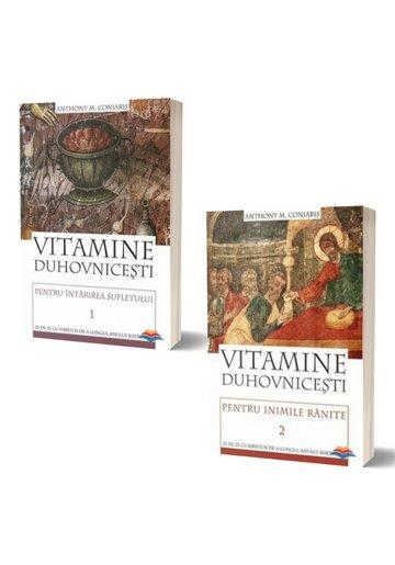 Pachet Vitamine Duhovnicesti. Set 2 volume