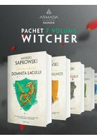 Pachet Witcher. Set 7 Volume