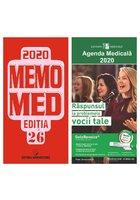 Pachetul complet al Farmacistului: MemoMed 2020 si Agenda Medicala 2020