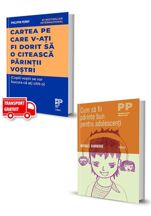 Pachetul Familiilor fericite. Set 2 volume