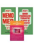 Pachetul Farmacistului: MemoMed 2021 si Agenda Medicala 2019