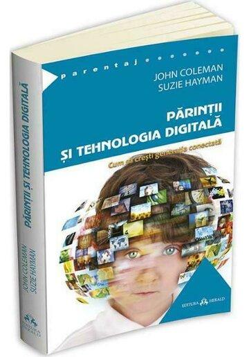 Parintii si tehnologia digitala