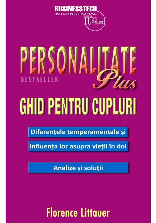 Personalitate Plus ghid pentru cupluri imagine librex.ro 2021