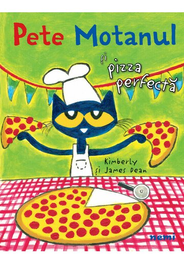 Pete Motanul si pizza perfecta