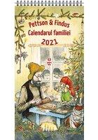Pettson și Findus. Calendarul Familiei 2021
