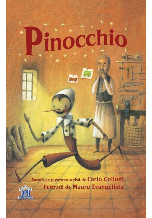 Pinocchio imagine