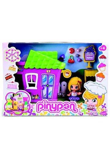 PinyPon- Casuta Torturilor