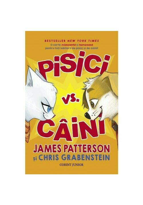 Pisici vs. Caini imagine librex.ro 2021