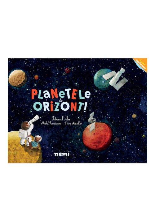 Planetele la orizont