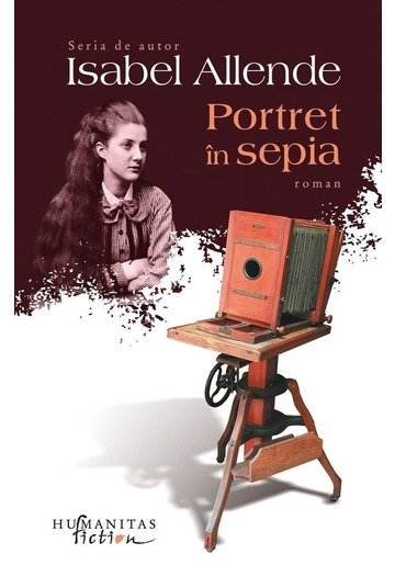Portret in sepia
