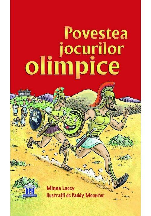 Povestea jocurilor olimpice imagine librex.ro 2021