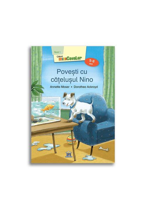 Povesti cu catelusul Nino imagine