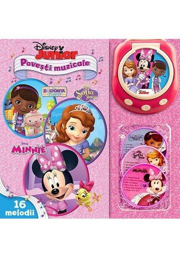 Poveşti muzicale Disney