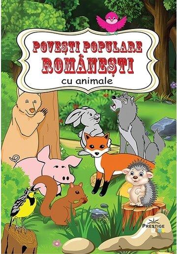 Povesti populare romanesti cu animale