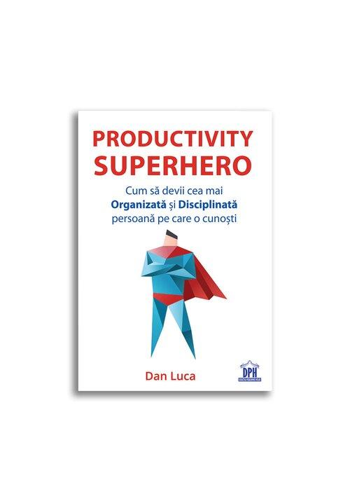 Productivity SuperHero imagine librex.ro 2021
