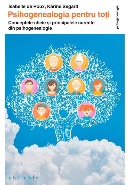 Psihogenealogia pentru toti: conceptele-cheie si principalele curente in psihogenealogie imagine librex.ro 2021