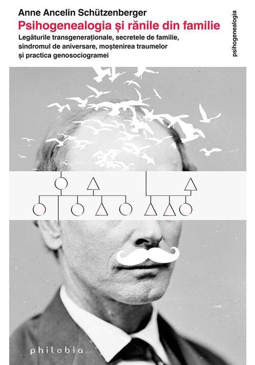Psihogenealogia si ranile din familie: legaturile transgenerationale imagine librex.ro 2021