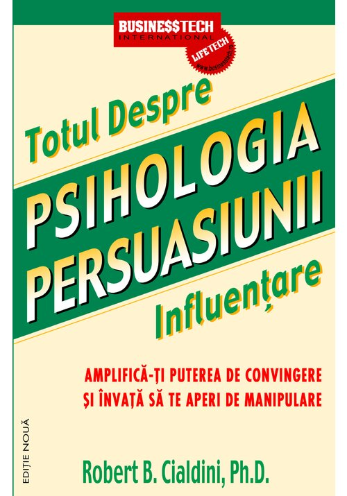 Psihologia Persuasiunii imagine librex.ro 2021