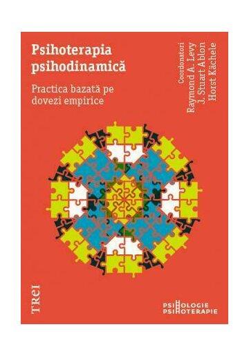 Psihoterapia psihodinamica. Practica bazata pe dovezi empirice