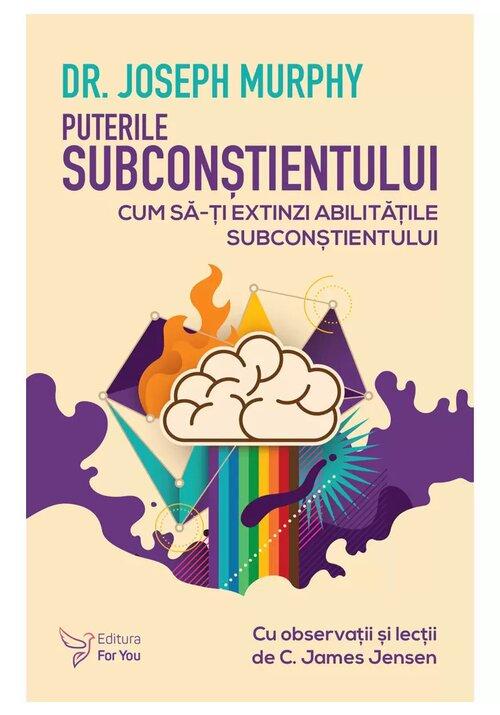 Puterile subconstientului imagine librex.ro 2021