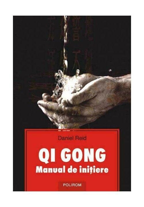 Qi Gong. Manual de initiere imagine librex.ro 2021