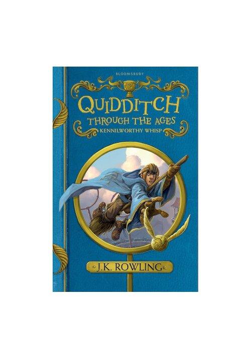 Quidditch Through The Ages imagine librex.ro 2021