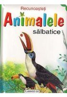Recunoasteti animalele salbatice (album cu ilustratii - tucan)