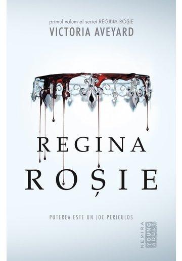 Regina rosie, Volumul 1 al seriei Regina Rosie