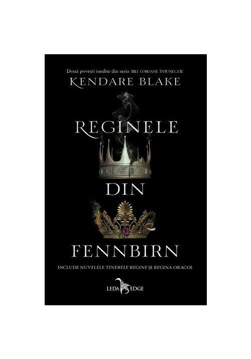 Reginele din Fennbirn imagine librex.ro 2021
