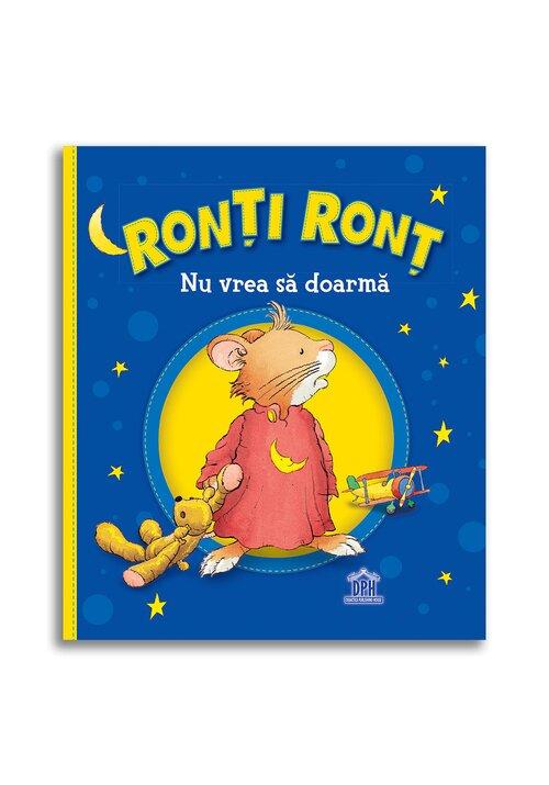 Ronti Ront nu vrea sa doarma imagine librex.ro 2021