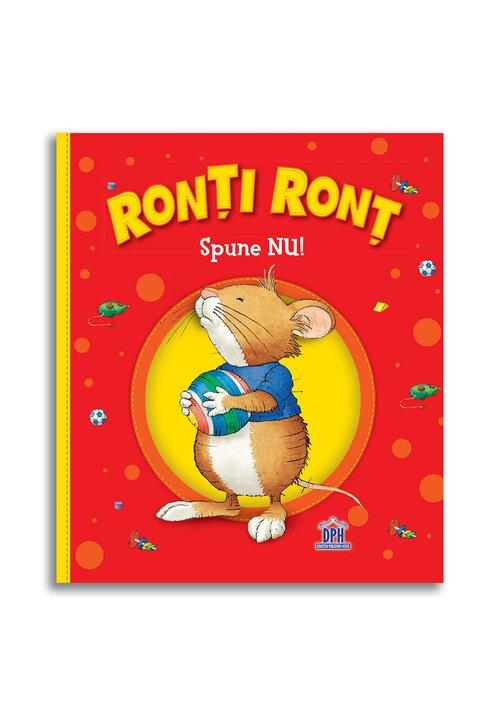 Ronti Ront spune nu imagine librex.ro 2021
