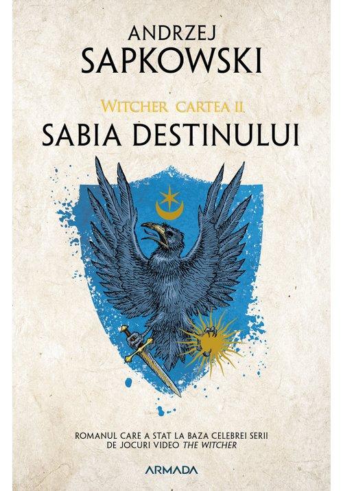 Sabia destinului. Seria Witcher, Cartea a II-a