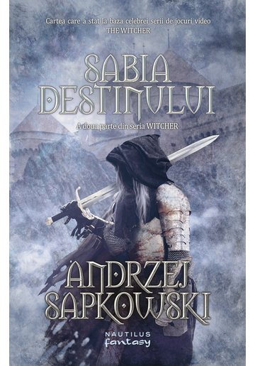 Sabia destinului, Seria Witcher Vol. II
