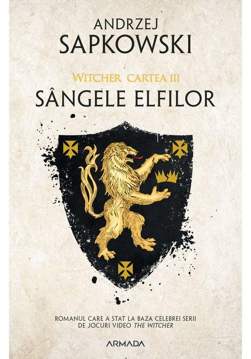 Sangele elfilor. Seria Witcher, Cartea a III-a imagine librex.ro 2021