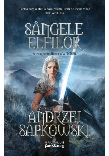Sangele elfilor, Seria Witcher Vol. III