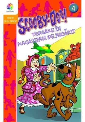Scooby-Doo! Vol.4: Teroare in magazinul de jucarii