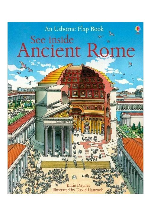 See Inside Ancient Rome imagine librex.ro 2021