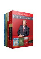 Set 4 carti JOHN C. MAXWELL