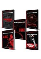 Set 5 volume Seria Alina Marinescu