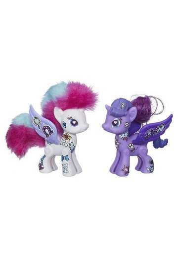 Set My Little Pony Pop Deluxe - Rarity si Printesa Luna