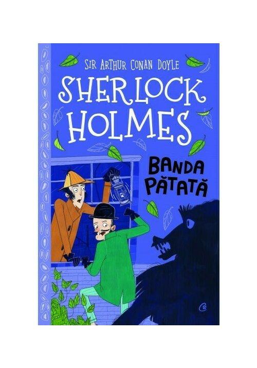 Sherlock Holmes. Banda patata imagine librex.ro 2021