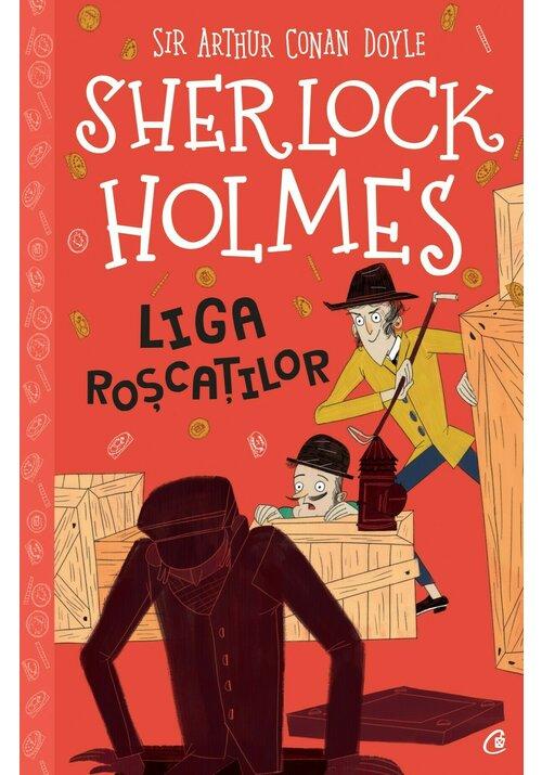 Sherlock Holmes. Liga roscatilor imagine librex.ro 2021