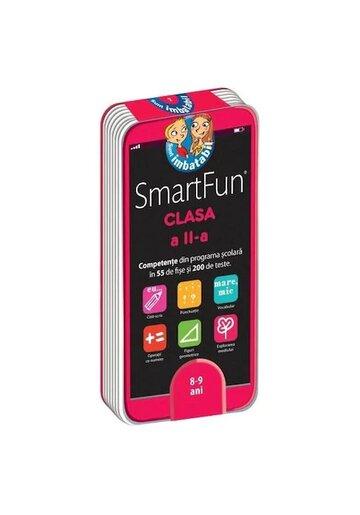 SmartFun - Clasa a II-a - 8-9 Ani