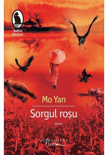 Sorgul rosu - Mo Yan - Premiul Nobel pentru Literatura 2012