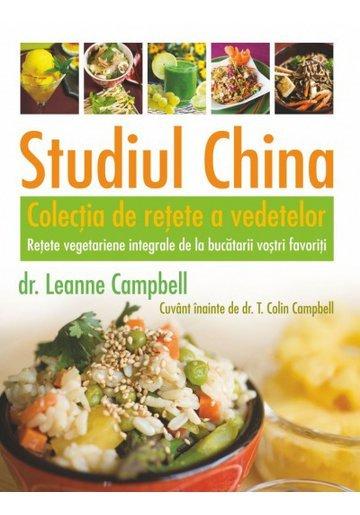 Studiul China - Colectia de retete a vedetelor
